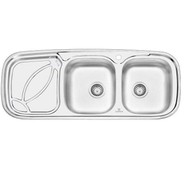 سینک ظرفشویی پرنیان استیل توکار